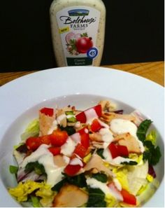 Bolthouse Farms Salad Dressing - When Low Fat Just isn't Worth it
