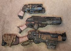 Custom Nerf SlingFire, Hammershot and sledge, 3 piece set Nerf Mod, Mad Max, Pistola Nerf, Cool Nerf Guns, Mandalorian Cosplay, Fallout Cosplay, Steampunk Gun, Combat Knives, Armor Concept