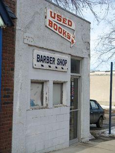 Barber shop on st.next to the Brandon Inn. Ken the Barber Guy was cool. Barber Shop, Guy, Canada, History, Classic, Outdoor Decor, Shopping, Derby, Historia
