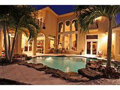 Jupiter Florida pool home   www.coastalflrealestate.com