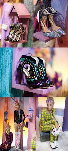 Sophia Webster fashion shoes