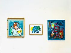 new artworks Outsider Art, Art Club, Contemporary Artists, Vienna, Mythology, Artworks, Gallery Wall, Sculpture, Frame