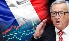 EU bureaucrats LET France break budget rules BECAUSE ITS FRANCE Juncker admits