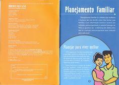 Enfermagem e Saúde Pública: Planejamento Familiar - BEMFAM