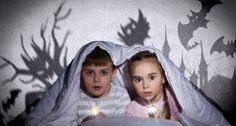 la paura nei bambini