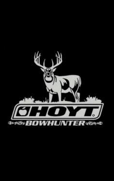 Hoyt archery.