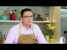 LACA Y CHOCOLATE DE COLOR #micocina - YouTube