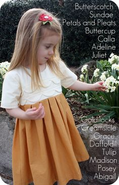 the Peaches and Cream dress tutorial – Craftiness Is Not Optional
