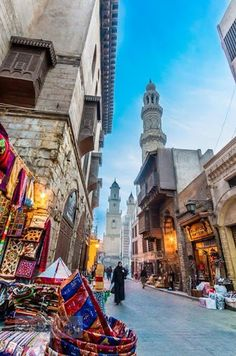 Awesome Shot Of Some Of Muizz Street ............ Old #Cairo........               NITE ................... All......... Peace & Love Be Upon #Egypt.............