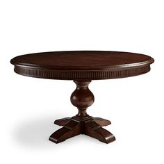 Frederick Pedestal Dining Table