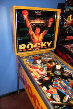 Vintage Video Games, Classic Video Games, Cave Man, Arcade Games, Pinball Games, Flipper Pinball, Generation Game, Arcade Room, Basement Games