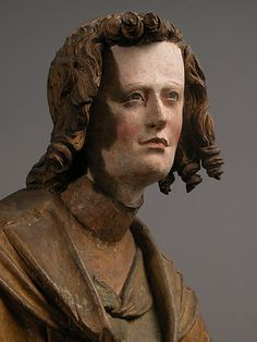 Hans Leinberger, Saint Stephen (Bayern, ca. 1525-30, Metropolitan Museum of Art, New York)