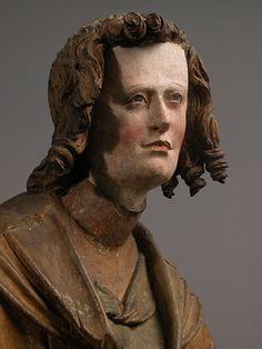 Hans Leinberger, Saint Stephen (Bayern, ca. 1525-30, Metropolitan Museum of Art, New York)