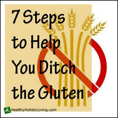 Are you sensitive to gluten and want to transition to a gluten free diet? Learn how to go gluten free