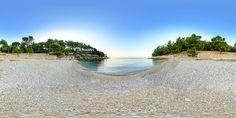Beach Gortanova uvala - Pula - Istra - Croatia