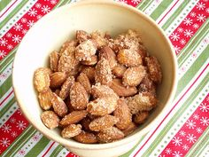 Worth Repeating: Sweet 'N Spicy Almonds - The Pretty Bee