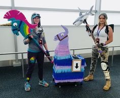 Fortnite Character Cosplay | halloween costume ideas in ...