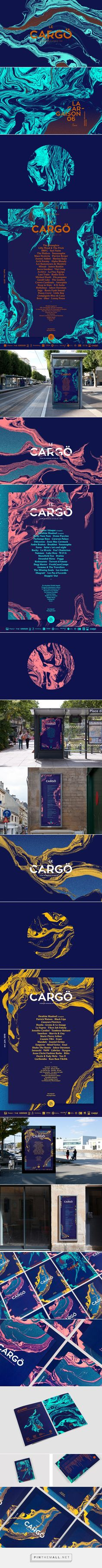 Le Cargö Concert Hall Branding by Murmure | Fivestar Branding Agency – Design and Branding Agency & Curated Inspiration Gallery