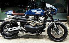 Harley Davidson News – Harley Davidson Bike Pics Sportster Cafe Racer, Harley Davidson Scrambler, Honda Scrambler, Davidson Bike, Scrambler Motorcycle, Motorcycle Outfit, Motorcycle Garage, Bobber Custom, Custom Bikes