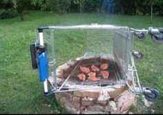What a barbeque method!