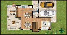 Quer Construir? Veja Plantas e Projetos de Casas Online!