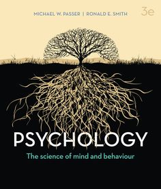 Psychology: The science of mind and behaviour (eBook) Mcgraw Hill, Behavior, Psychology, Mindfulness, Science, Creative, Poster, Products, Behance