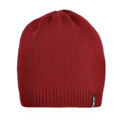 14793ddadf45f2 Dexshell Waterproof, Windproof and Breathable Beanie Hat Red: Amazon.co.uk:  Sports & Outdoors