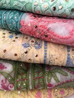 Discover thousands of images about Net Fabric Mukaish Chikankari Suits Net Kurti, Salwar Kurta, Punjabi Salwar Suits, Anarkali Suits, Embroidery Online, Hand Embroidery, Indian Dresses, Indian Outfits, Designer Wear