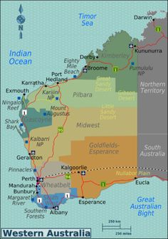 Western Australia travel guide – Wikitravel Source by ssueur Esperance Australia, Broome Australia, Queensland Australia, Melbourne Australia, Great Barrier Reef Australia, Travel Guides, Travel Tips, Travel Goals, Australia Occidental