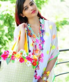Phool Mandi #shopnow #collection of #bright #cheery #bags #jewelry #nowavailable on jaypore.com