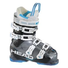 c4fdd654316 2016 Head Adapt Edge 85 Trs.Anth/Black-Blue 23.5 Women's Ski Boot