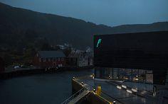 Fosnavåg konserthus on Behance