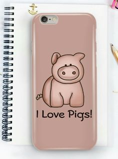 Piggy Phone Case...