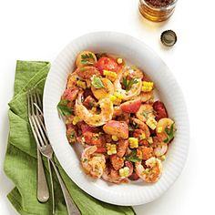 Shrimp-Boil Potato Salad | MyRecipes.com