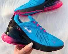 Items similar to SIZE 10 Swarovski Nike Air Max 270 Shoes Blinged Out With Swarovski Crystals Bling Nike Shoes Orange on Etsy Tenis Nike Casual, Tenis Nike Air Max, Sneakers Fashion Outfits, Shoes Sneakers, Fashion Shoes, Women's Shoes, Fashion Edgy, Adidas Shoes, Souliers Nike