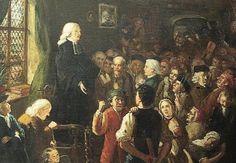 John Wesley, uma vida longa em poucas palavras Desde o momento em que ele tornou-se livre de influências, exceto a de Deus, ele teve cinqüenta anos de serviço constante e fez um bem imensurável à Inglaterra através da perseverança, resistência e fé. Seu legado não se limitou ao seu