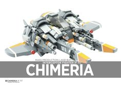 """""""Chimeria IF 117"""" by Benjamin Cheh: Pimped from Flickr"""