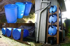 Water Solutions, Earth Homes, Bushcraft, Ideas Para, Container, Patio, Canning, Landscape, Big