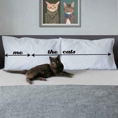 These pillowcases: