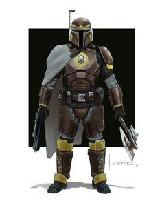 D&d Star Wars, Star Wars Comics, Star Wars Fan Art, Star Wars Characters Pictures, Star Wars Images, Star Wars Wallpaper, Eagle Wallpaper, Stealth Suit, Mandalorian Cosplay