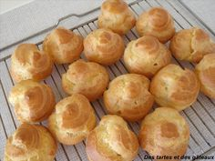 pâte à choux 4 GF