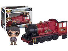 Pop! Rides: Hogwarts Express Engine with Harry Potter