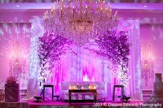 pink wedding reception decor - Google Search