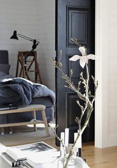 A pair of sliding doors