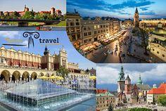 Turiningi balandžio ir gegužės savaitgaliai Lenkijoje! Pažintinė 2 dienų kelionė KROKUVA - VELIČKOS DRUSKŲ KASYKLA su nakvyne ir pusryčiais viešbutyje
