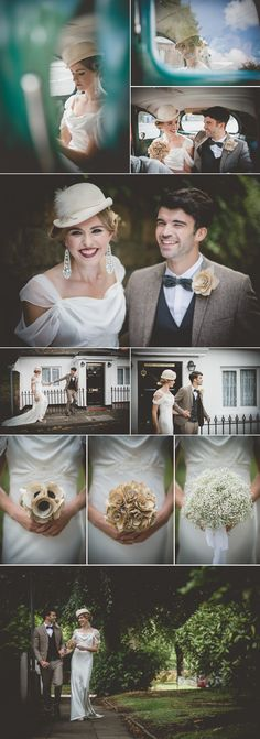 A 1940′s Parisian Styled Shoot