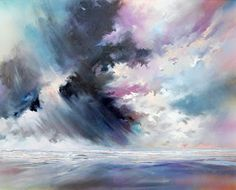 Terry Kobus - Nguni Art: Seascapes Waves, Clouds, Abstract, Street, Artwork, Outdoor, Beautiful, Collection, Summary