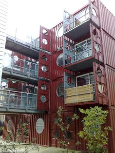 Container City, London | Read More Info