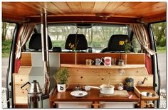 30 Ideas for Make Your Camper Van Kitchen Look Good