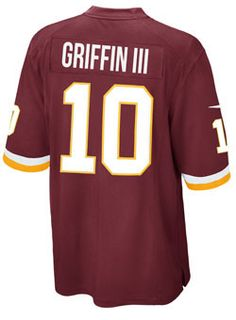 just ordered my RG3 jersey!